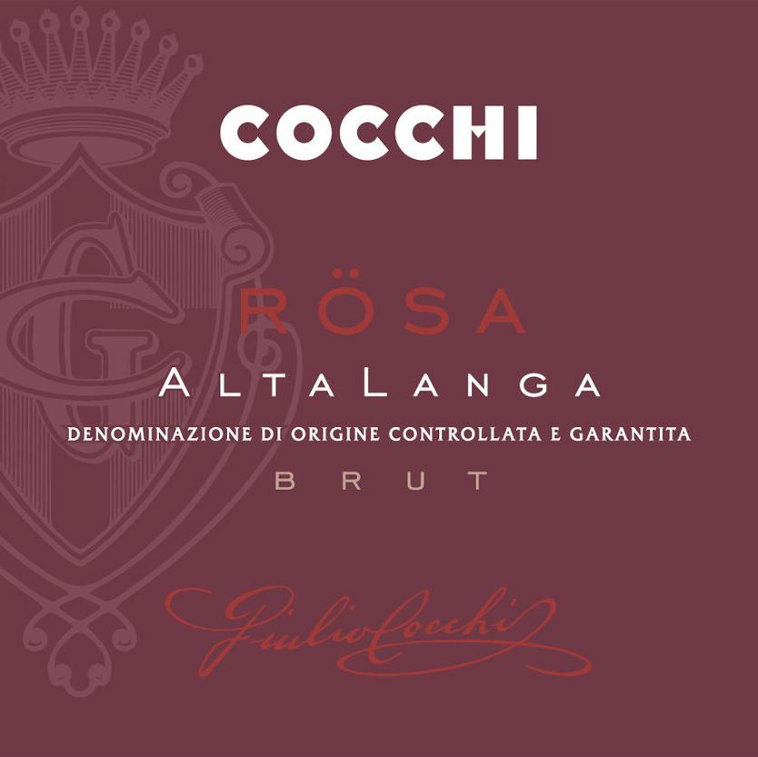 Cocchi Alta Langa Rosa 2012