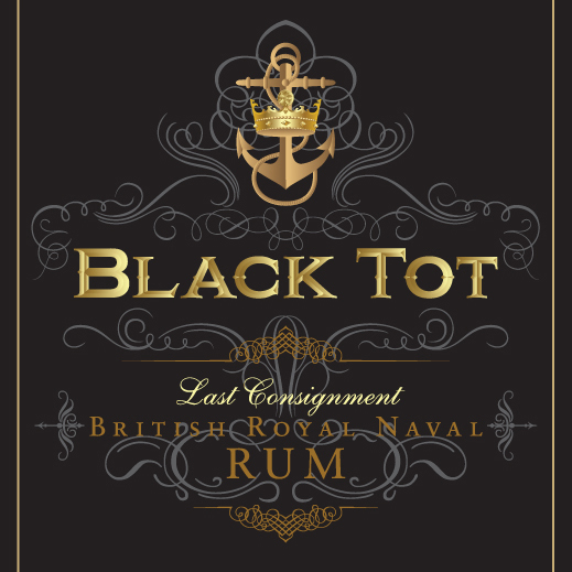 The Black Tot Last Consignment British Royal Naval Rum