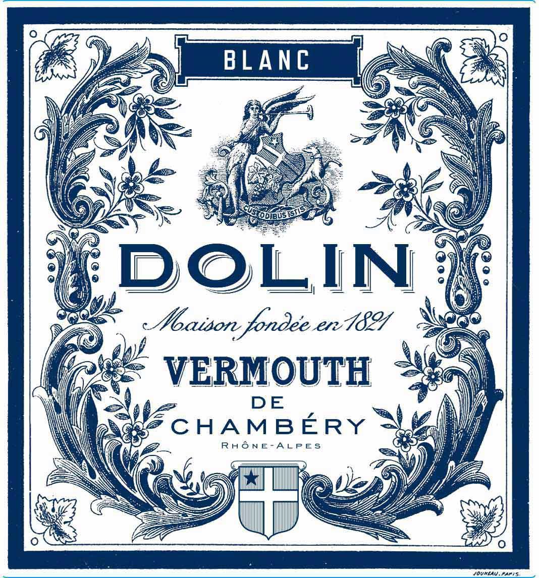 Dolin Blanc Vermouth de Chambéry