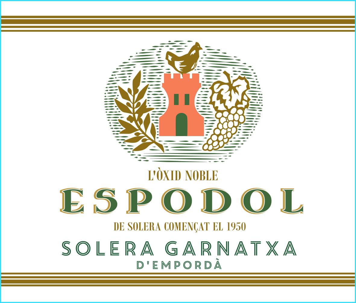 Espodol Solera Garnatxa d'Empordà