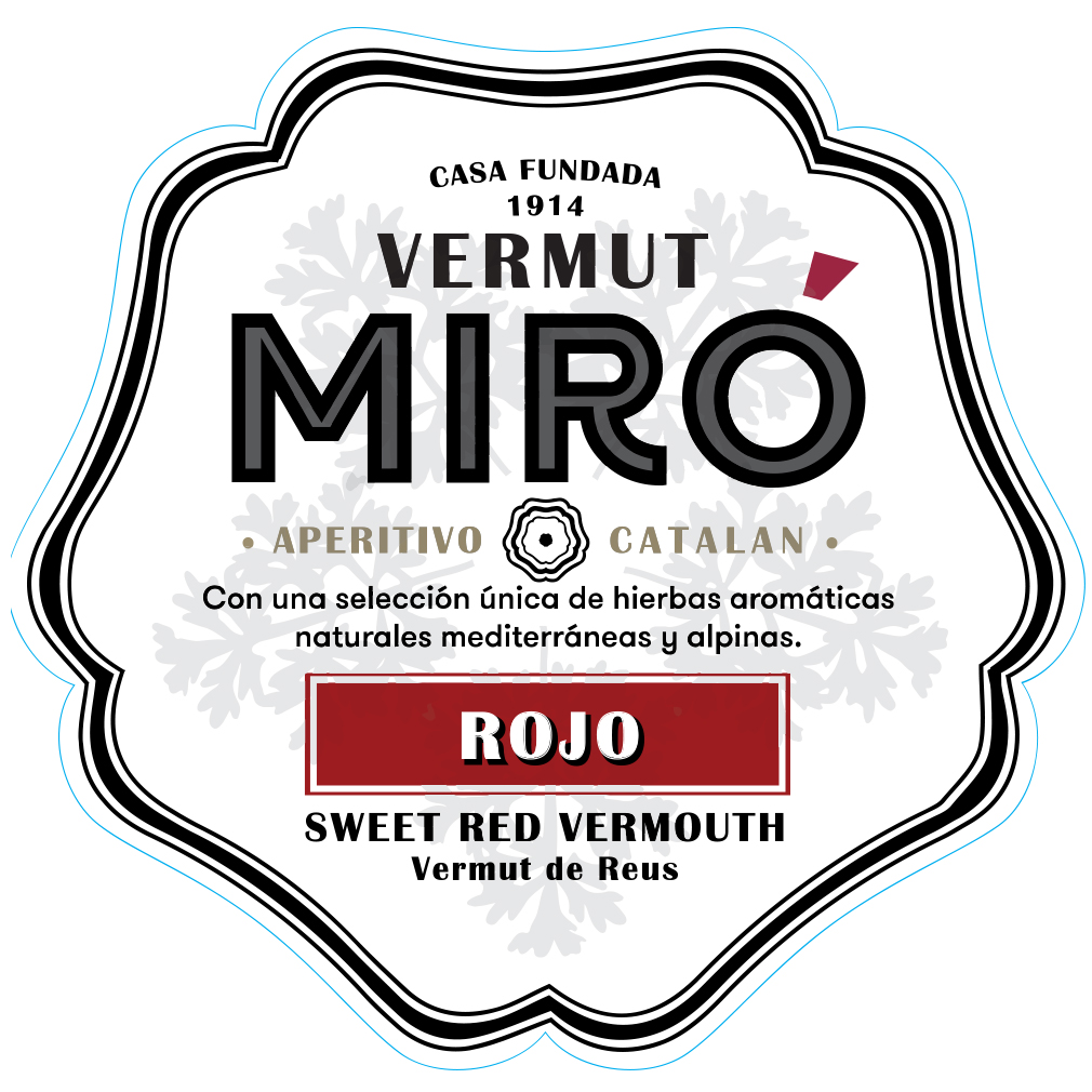 Miró Rojo Vermut de Reus