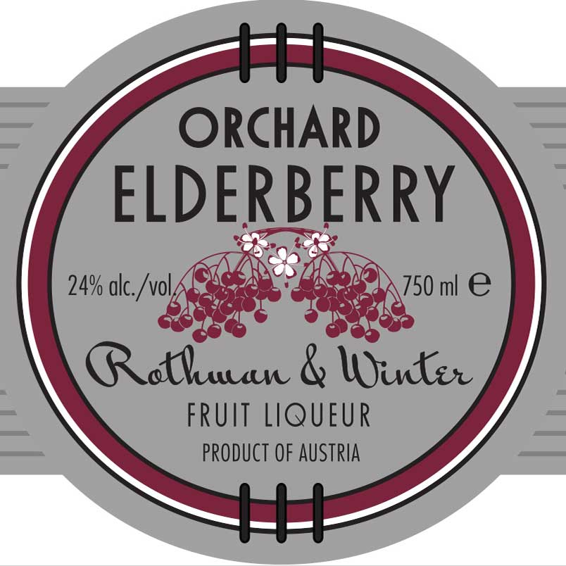 Rothman & Winter Orchard Elderberry Liqueur