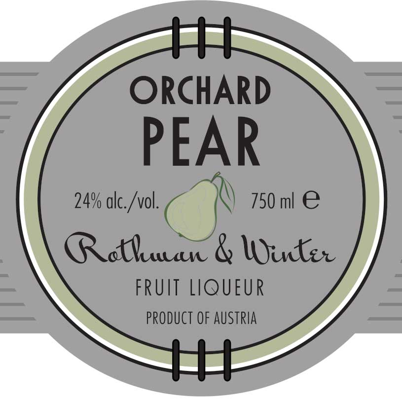 Rothman & Winter Orchard Pear Liqueur
