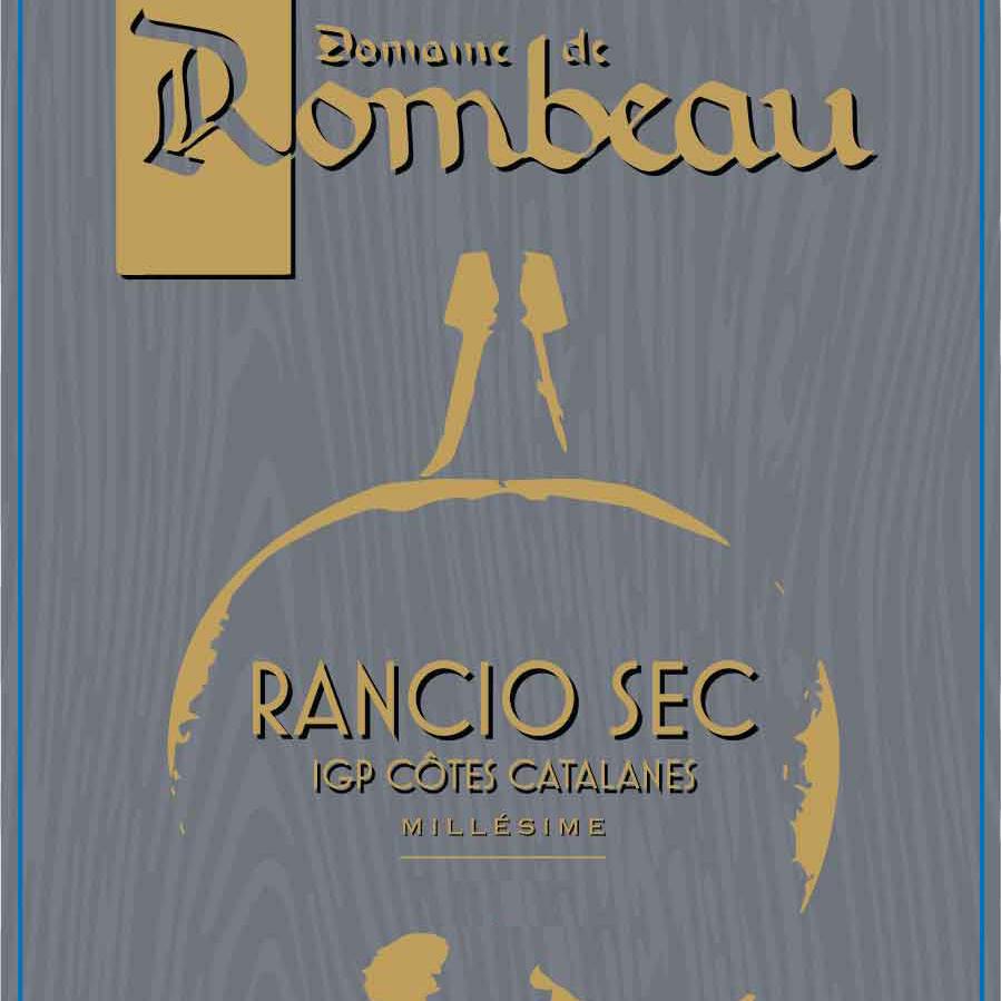 Dom de Rombeau Rancio Sec 2010