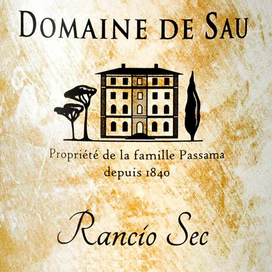 Domaine de Sau Rancio Sec