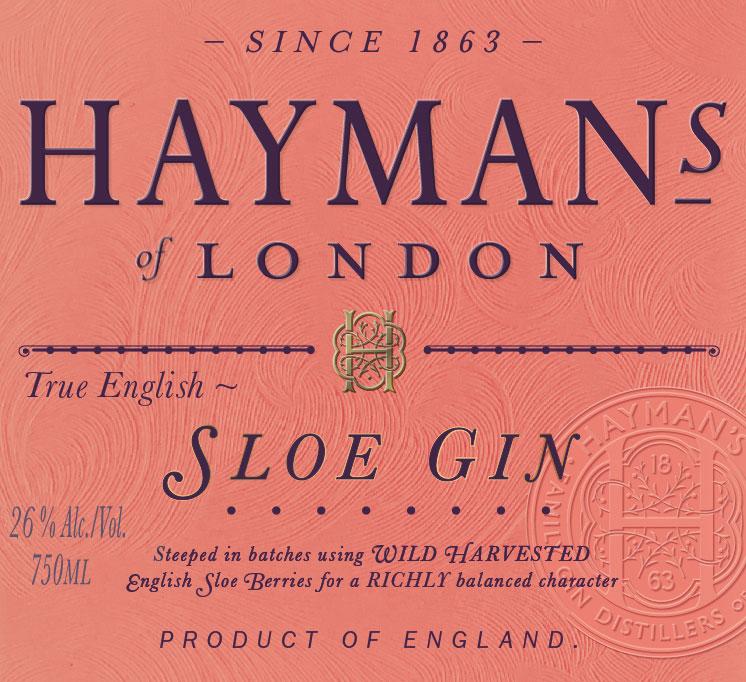Hayman's Sloe Gin