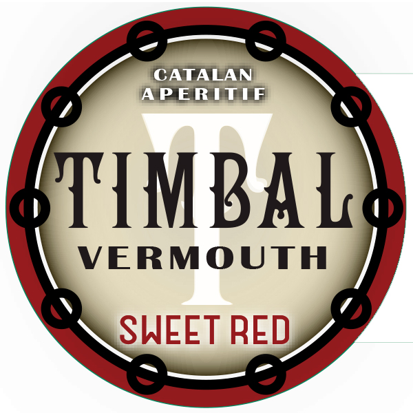 Timbal Vermut de Reus Sweet Red
